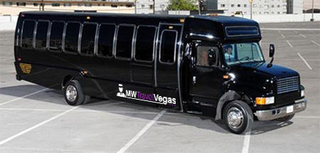 McCarran Airport Shuttle Bus