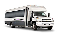 Convention Shuttle Bus